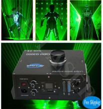 3000MW Green LaserMan With SD Card