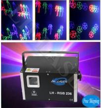 1500mW ILDA Fireworks Laser Project
