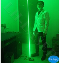 Green thick beam laser base Laser foot