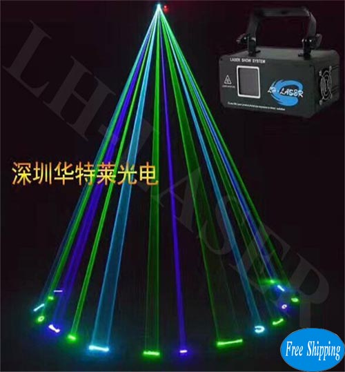 Free Shipping DMX Bar Stage Effect Beam Laser