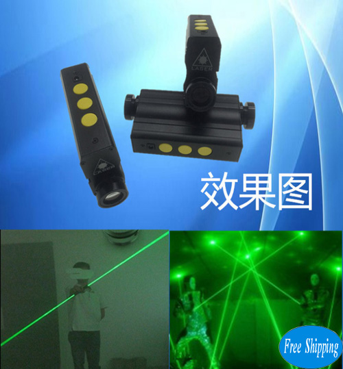 Rechargeable Dance Performance Double-headed Laser Sword