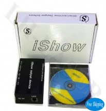 Free Shipping 3.0 Version Ishow Laser show Software