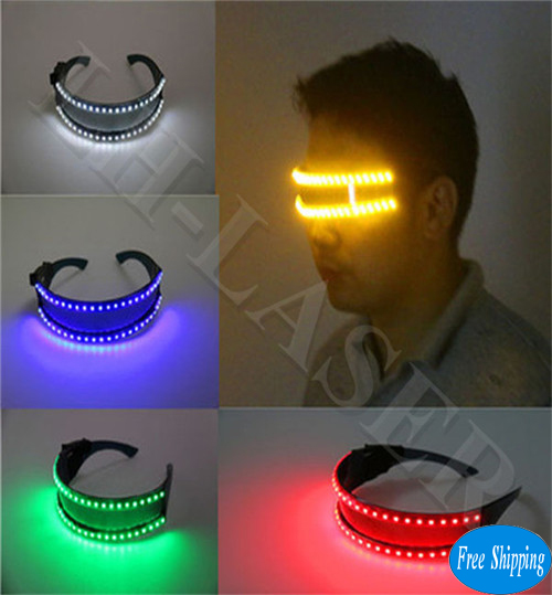 Free Shipping Laser Glasses For Nightclub Dancing