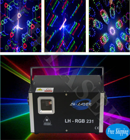 1.2W SD Card with fireworks laser effects