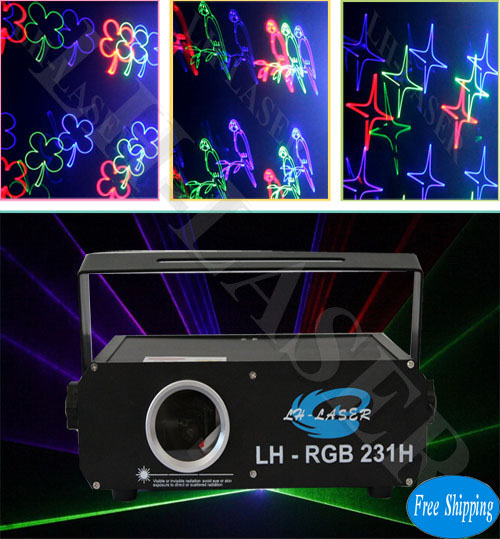 1000mW SD Card Fireworks Disco Laser