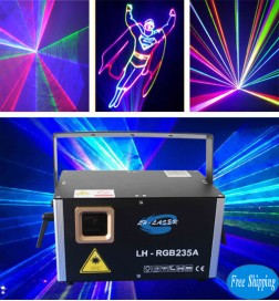 ILDA And PC Control Laser Light