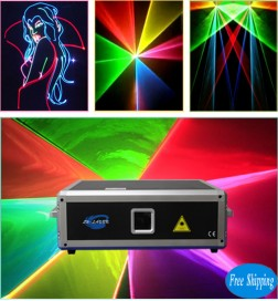Big 5W Full Color Laser Show Lights
