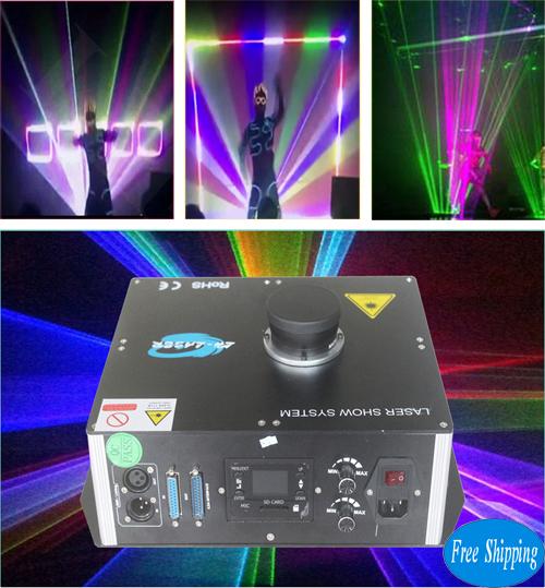 Free shipping ILDA+DMX512 show software 3W Laserman Programs