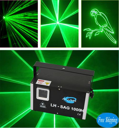 1500mW SD Card Single Green Laser
