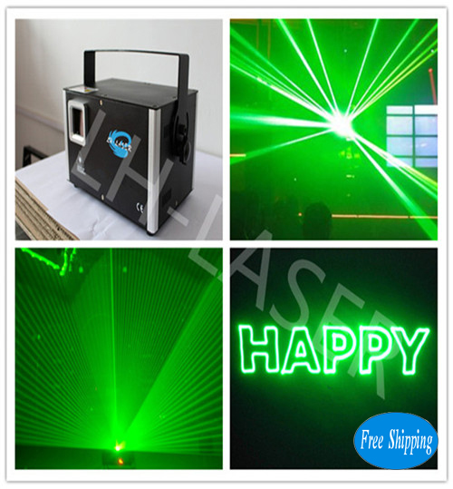 Professional 500mw green outdoor laser