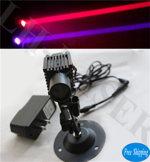 Free Shipping Violet Color Laser Beam